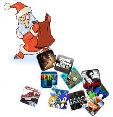 iOS Games – Weihnachtsschnäppchen auch für iPhones/iPods und iPads